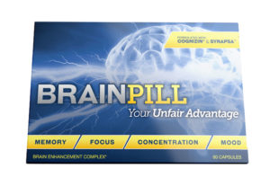 BrainPill™ - Improve Your Memory