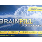 BrainPill ™ - Improve Your Memory