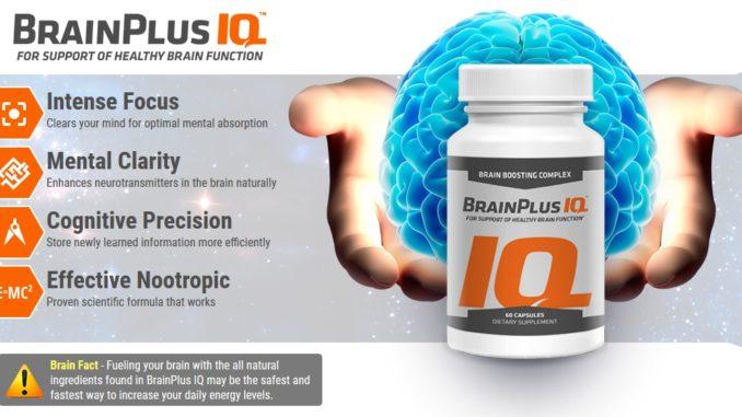 Brain Plus IQ ™ Reviews